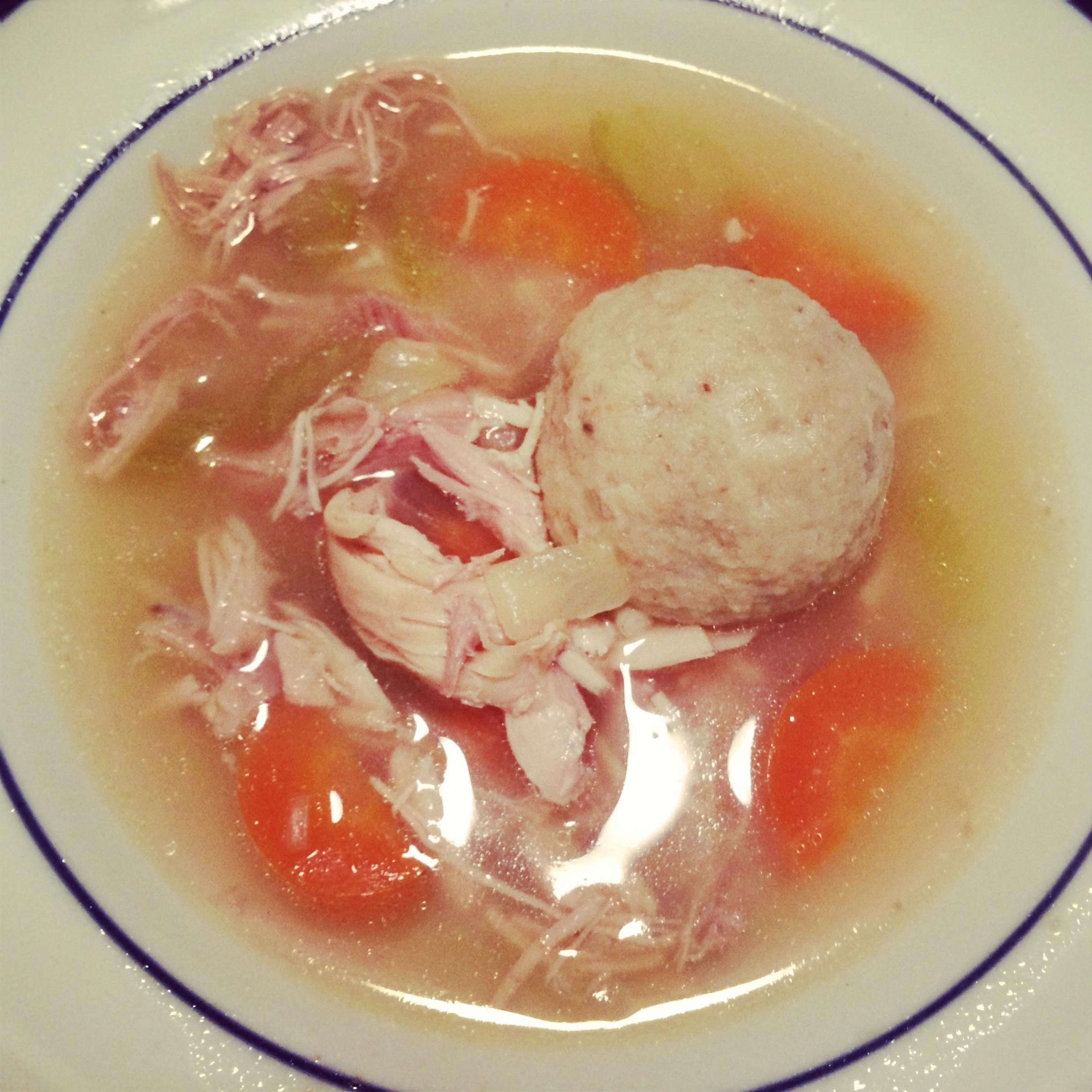 From Kha S Kitchen Matzo Ball Soup Barefoot Philadelphia