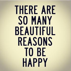 So Many Reasons
